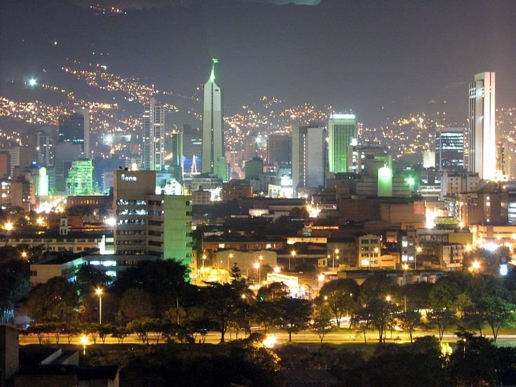 #Medellín #Colombia