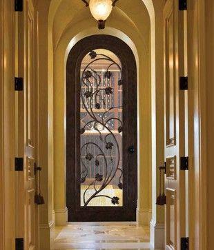 Forged Iron Doors - mediterranean - front doors - - by US Door & More Inc