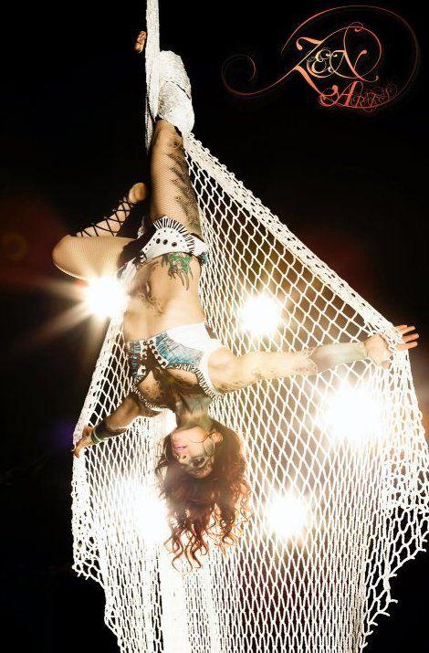 Aerial Net..........catch a sailor