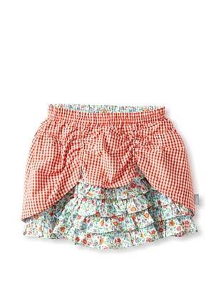 55% OFF Oilily Girl's Siza Skirt (Blue Mini Flower)