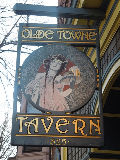 Frederick, Maryland   Olde Towne Tavern....I lived next to this tavern!
