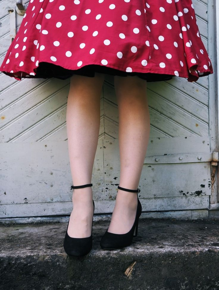 Vintage style dress from Hell Bunny