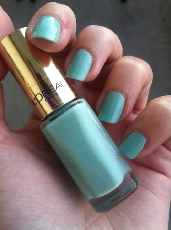 L'oral Paris - 602 Perle de jade