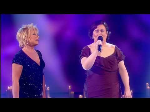 Susan Boyle & Elaine Paige I Know Him So Well from Chess