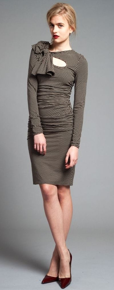 Dress - Tracy Reese Pre-Fall 2012 Collection