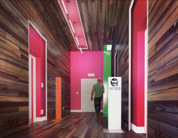 Moderne Hauptquartiere weltberühmter Firmen mit coolem Bürodesign ...