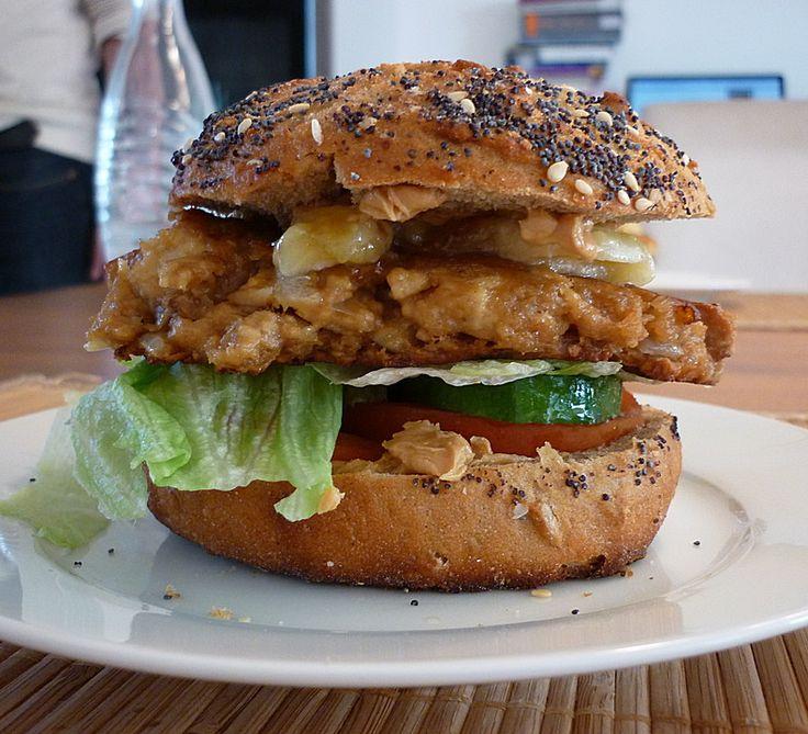 Monkey - Burger, ein schmackhaftes Rezept aus der Kategorie Brotspeise. Bewertungen: 83. Durchschnitt: Ø 4,2.