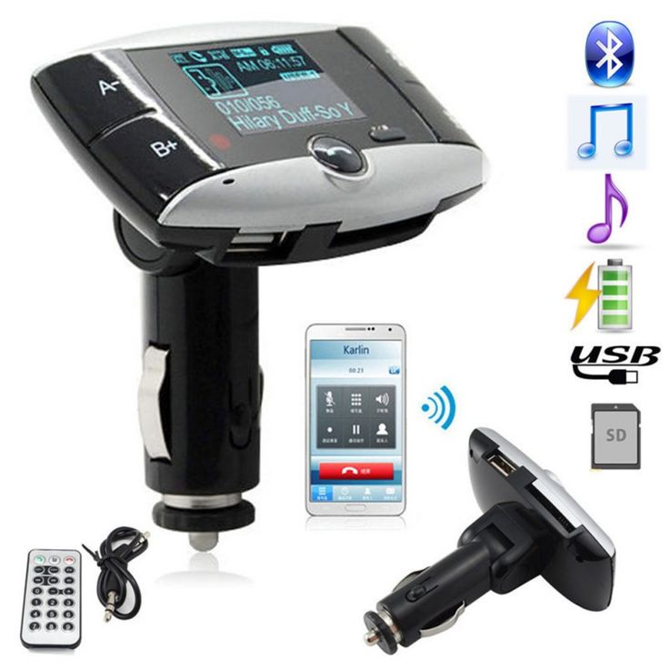 "Cheap usb condenser, Buy Quality usb custom directly from China usb lcd Suppliers: 	1.5"" LCD screen car MP3 player 	Equipped with caller ID function 	Supports Bluetooth speakerphone 	Adopts call ech"