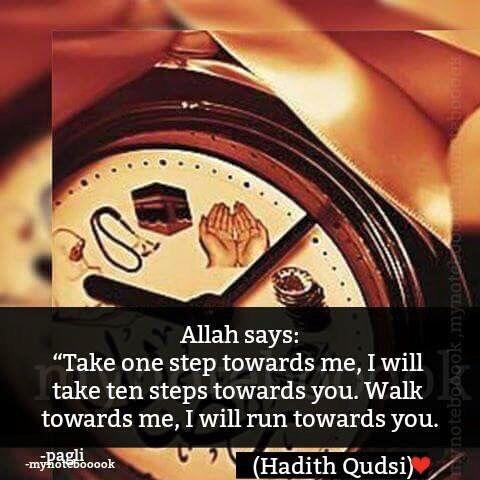 Allah says:....