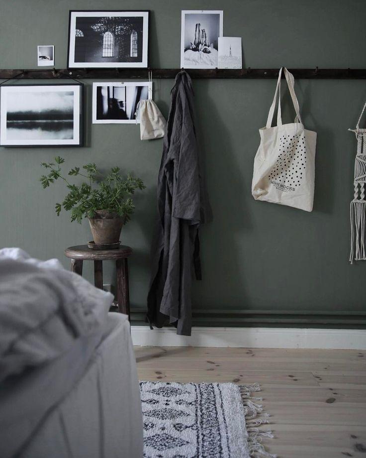 Coole Leiste für Bilder und Klamotten