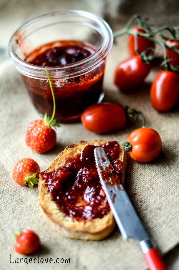 tomato jam recipes summer tomato canning recipes preserve cooking tips ...