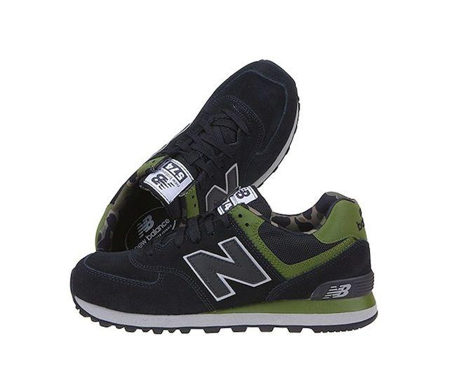 New Balance 574 « Camo Pack »
