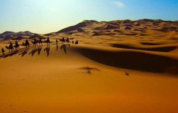 Sahara: il deserto più celebre al mondo