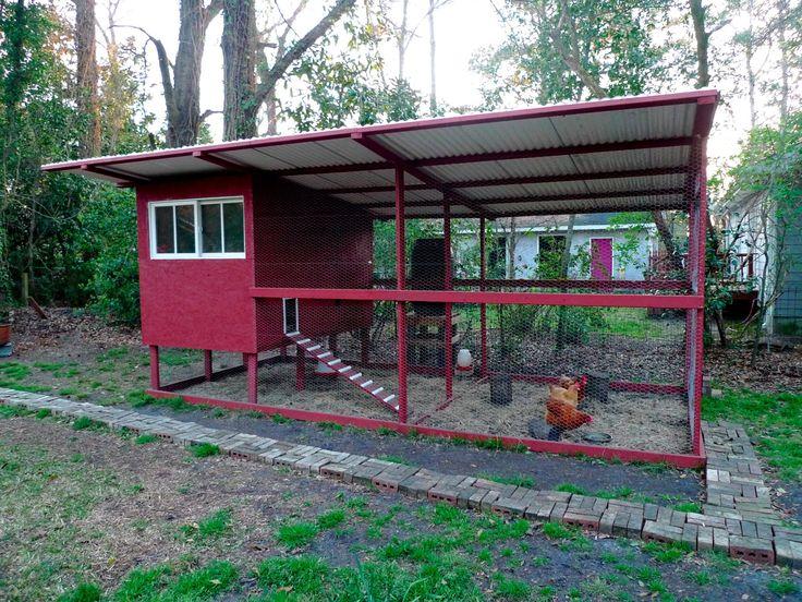 Best 25 large chicken coop plans ideas on pinterest for Large chicken coop ideas