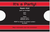 evenement evenement planner Uitnodigingen en aankondigingen
