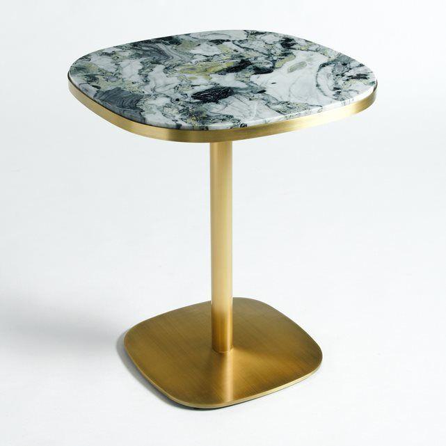 afbeelding Bistro tafel in marmer Ø60 cm, Lixfeld AM.PM.