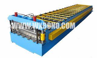 MachineryBono: Roof sheet roll forming machine--Wuxi Bono Co.,Lim...