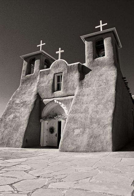 Taos, New Mexico. St Francis de AssisiDe Asis, Taos New Mexico, St Francis, Rancho De, Francisco De, Francis De, De Tao, Santa Fe, San Francisco