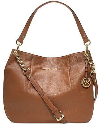 MICHAEL Michael Kors Handbag, Bedford Large Shoulder Bag - Michael Kors Handbags - Handbags & Accessories - Macy's