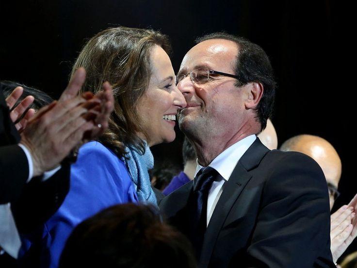 François Hollande et Ségolène Royal entretiennent une relation fusionnelle...