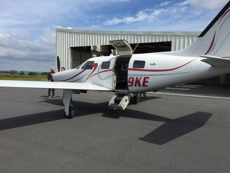 2004 Piper PA-46-350P Mirage for sale in Brest, France => www.AirplaneMart.com/aircraft-for-sale/Single-Engine-Piston/2004-Piper-PA-46-350P-Mirage/14704/