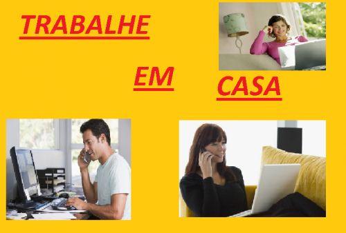 trabalhe em casa com seu computador, unica empresa liberada pela justiça brasileira.