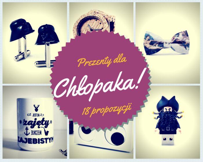 Pomysły na prezent dla chłopaka! Prezent dla niego, produkty tylko z polskich sklepów! 18 propozycji, wszystkie dostępne na blogu:  http://kokopelia.pl/pomysl-na-prezent-dla-chlopaka/  #prezent #święta #dlaniego #gift #giftideas #forhim #polish #design #stores