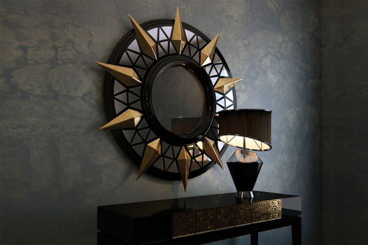Trinity Mirror - Malabar - Find more amazing ideas and outstanding furniture pieces at malabar.com.pt