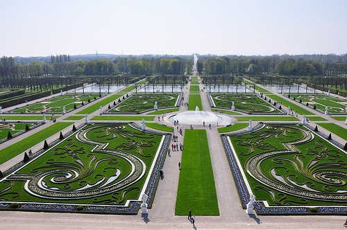 the Baroque Garden - Centerpiece of the Royal Gardens in Hanover, Germany