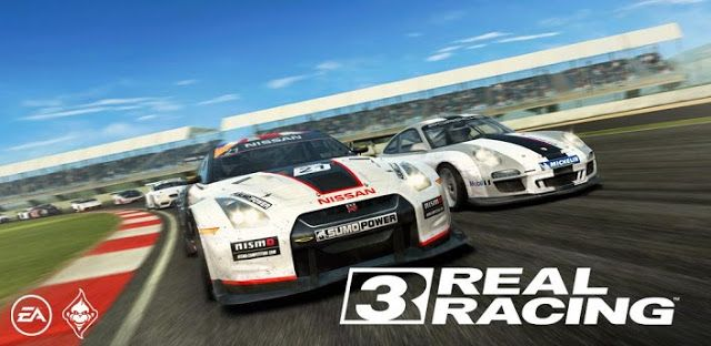 Real Racing 3 v1.3.0 [Mod Money] APK and DATA/OBB FILES - AndroRat