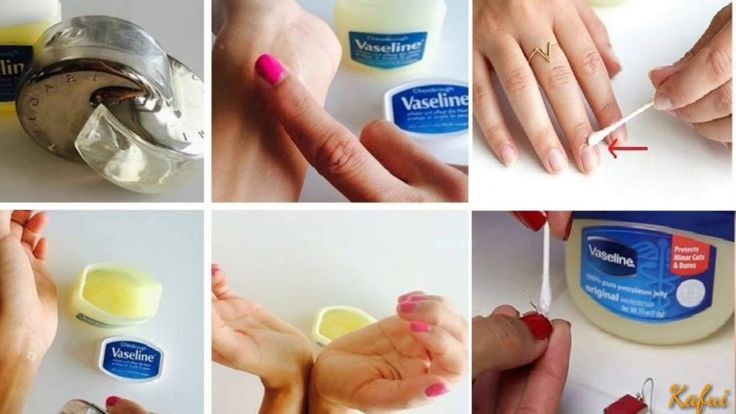 12 utilisations étonnantes de la vaseline que vous ne connaissez pas.