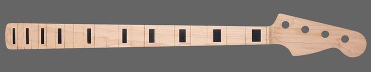 Warmoth Custom Guitar Parts - In Stock Showcase Neck - Warmoth Custom Guitar Parts - In Stock Showcase item: Showcase Neck