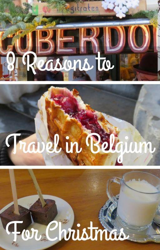 8 Reasons to Visit Belgium for a Christmas Vacation   Sidewalk Safari