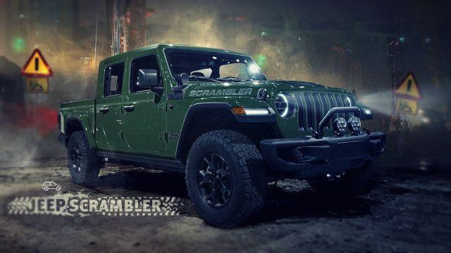 2019 Jeep Scrambler Cost Specs Engine Dream Jeep Jeep