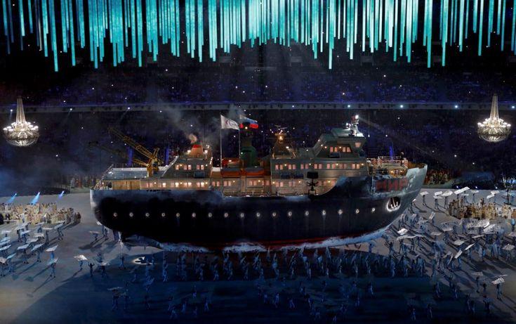 kot_de_azur: Торжественная церемония открытия Паралимпиады в Сочи