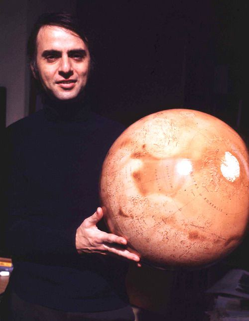 He's award-winning 1980 television series Cosmos: A Personal Voyage, which he narrated and co-wrote.[3] The book Cosmos was published to accompany the series. Sagan wrote the novel Contact, the basis for a 1997 film of the same name.