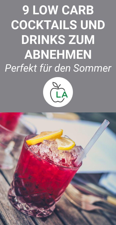 Low Carb Alkohol: Die 9 besten Getränke zum Abnehmen