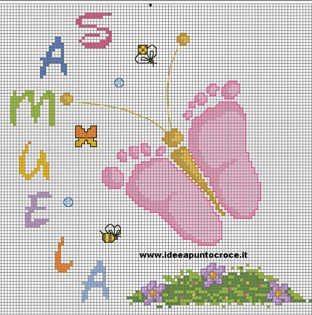cross stitch pattern by syra1974