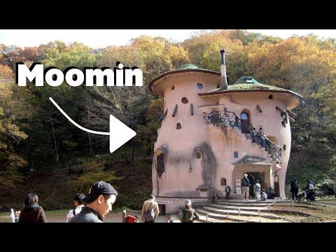 Free Moomin-Themed Park in Saitama, Japan! - YouTube