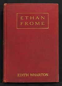 Ethan Frome. I had to teach it and I actually some what enjoyed it.
