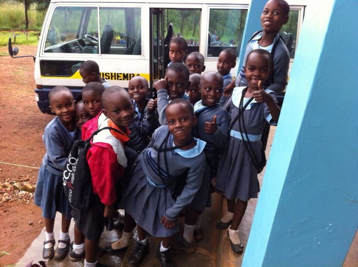 Børnene ved skolen #MushembaFoundation #Tanzania #Afrika #Africa #Volunteer #Volontør http://www.afrikaintouch.dk/vi-goer/samarbejdspartnere-i-afrika/mushemba-foundation/