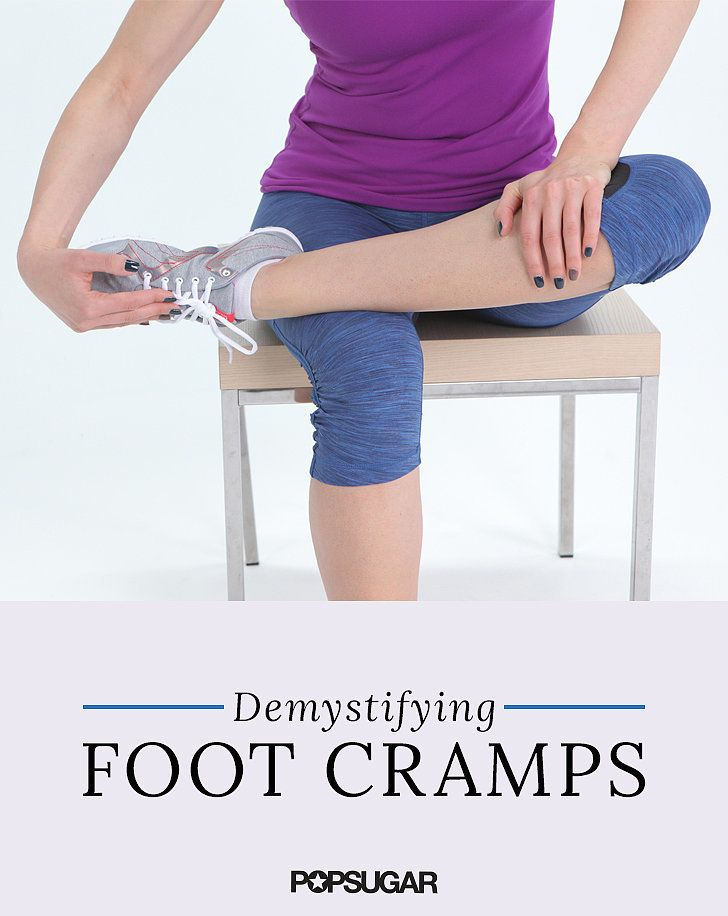 The Mystery of Foot Cramps Explained