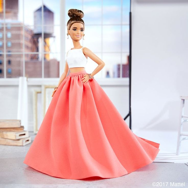 Christian Siriano's Barbie dolls collection |