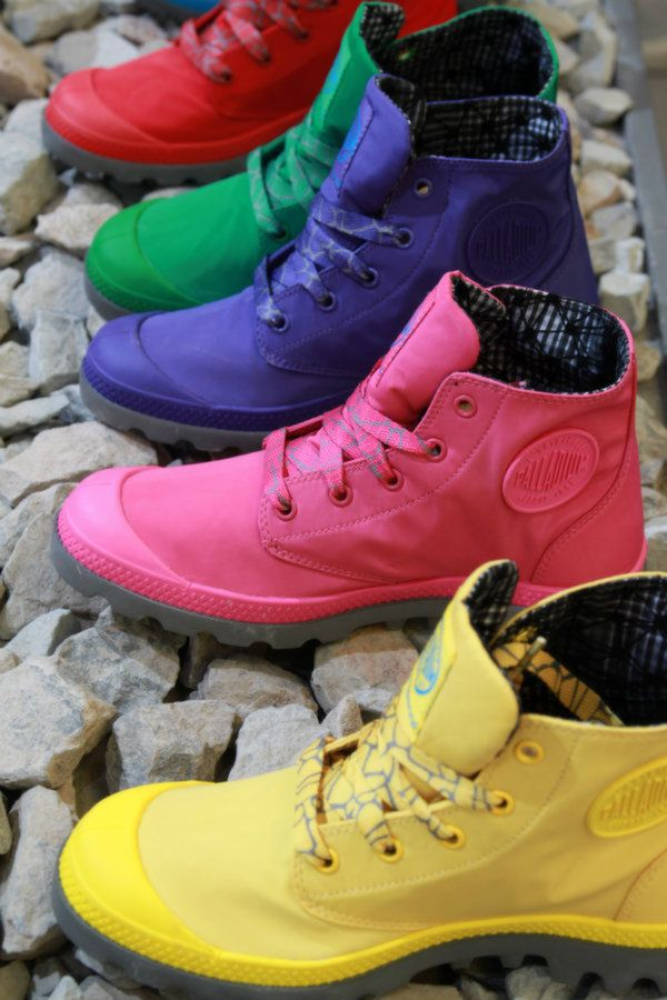 Spring Is On The Way | Palladium Boots