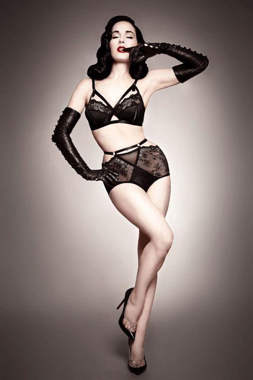 Dita Von Teese Madame X