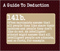 A Guide to Deduction: #141b