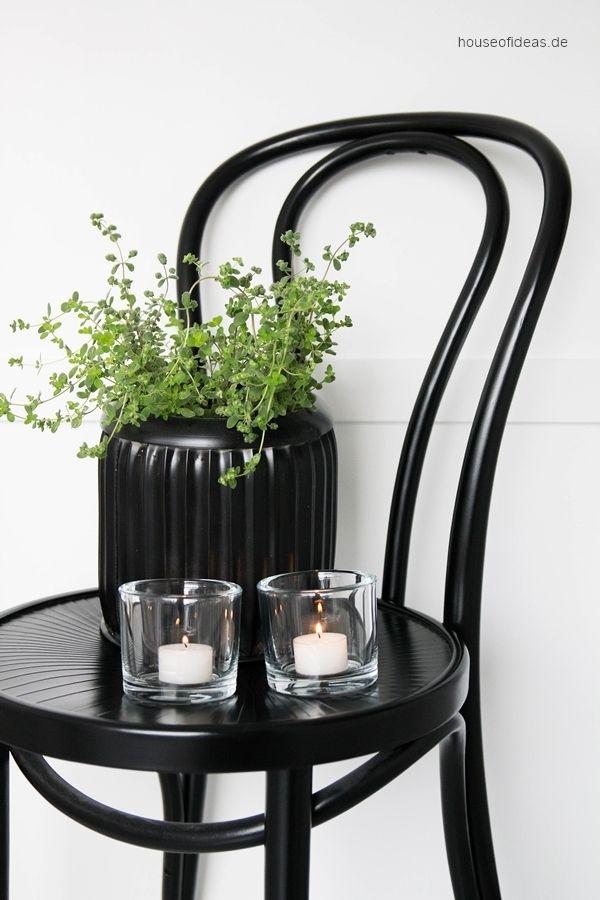 Teelichthalter Cylinder klar