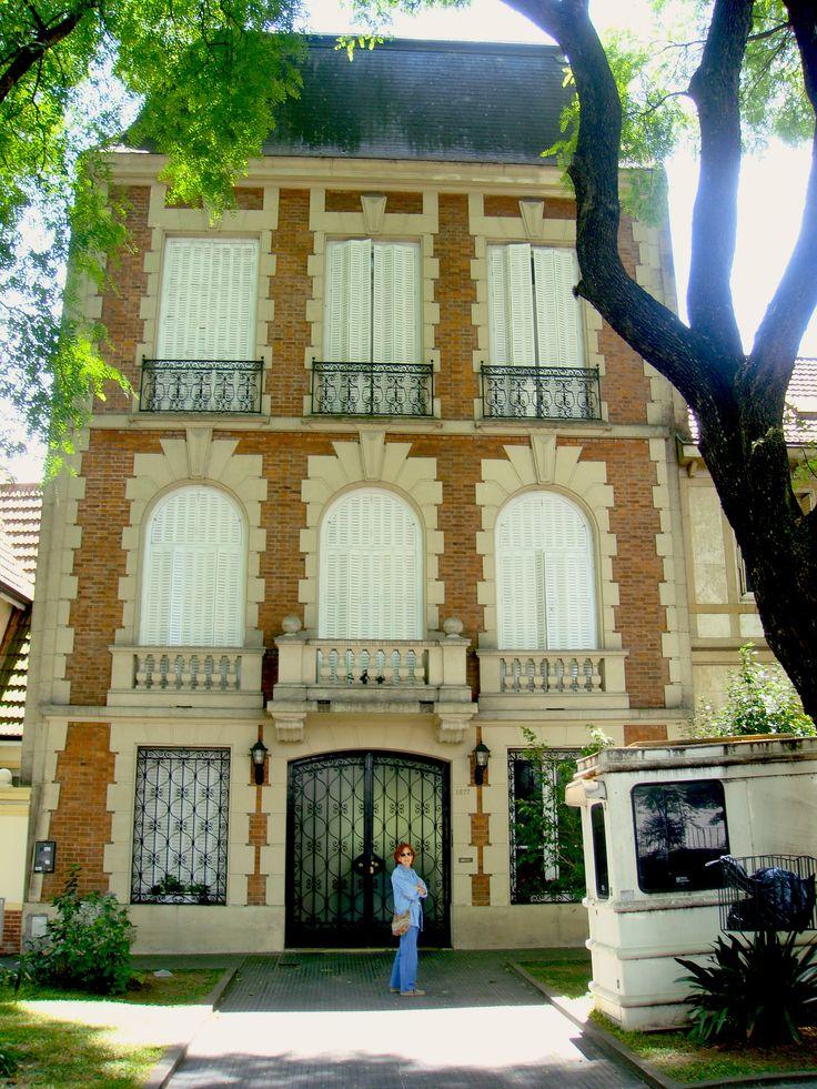 Barrio de Belgrano, Buenos Aires. Argentina