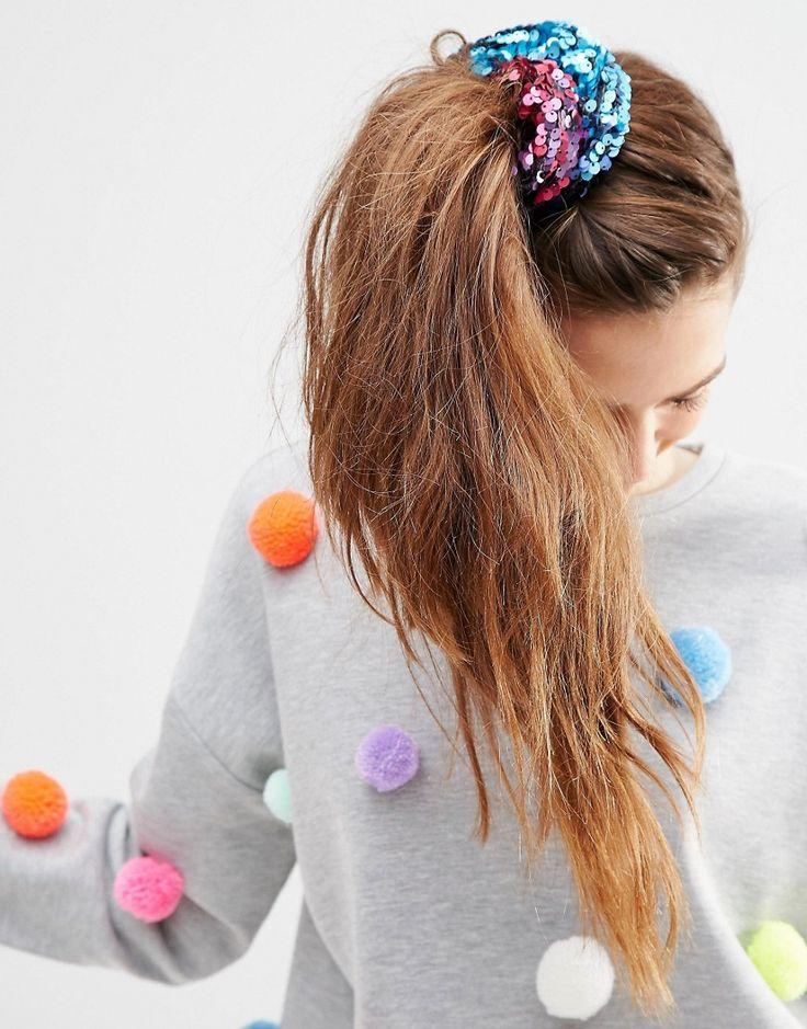 26 best scrunchie scrunchie images on hair scrunchies