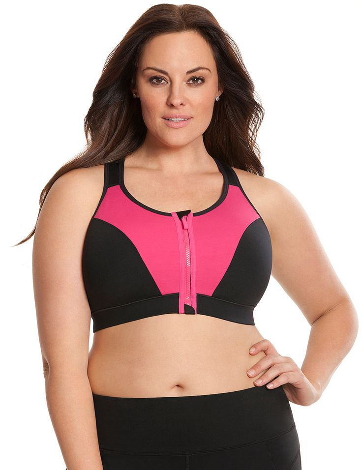 Livi Active Plus Size Sports Bras | Lane Bryant